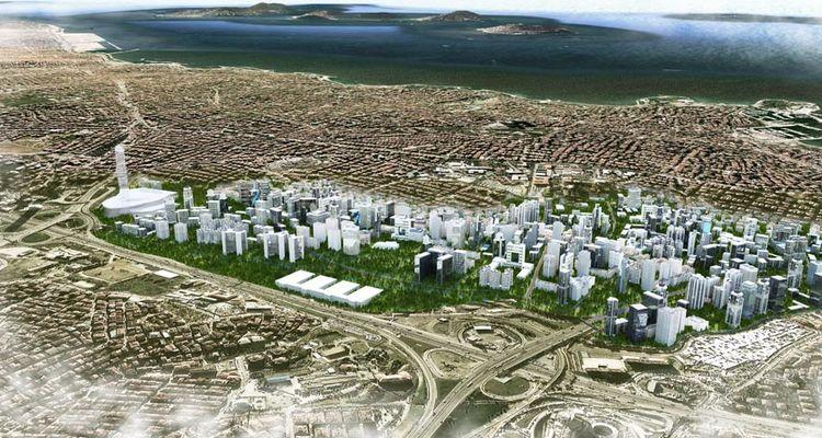 45 milyar liralık inşaat ekonomisi Fikirtepe'de yükseliyor