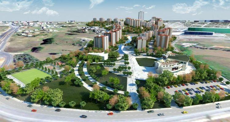 Anadolu'da kentsel dönüşüm çalışmaları devam ediyor