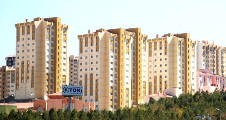 Ankara Kahramankazan Toki Evleri ihaleye çıktı