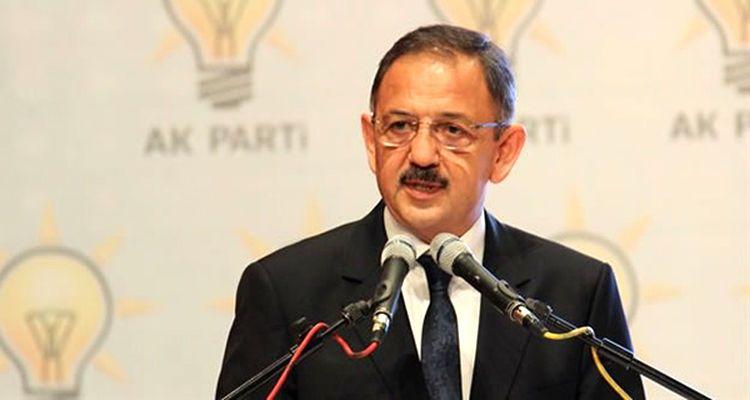 Bakan Özhaseki'den eleştirilere yanıt