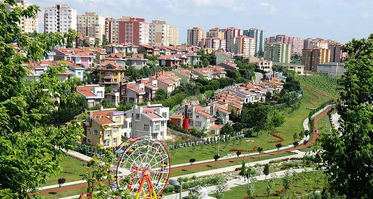 Başakşehir ve Bayrampaşa'da yeni imar planları askıya çıkarıldı