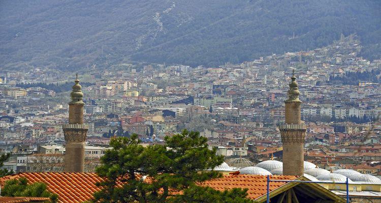 Bursa Kükürtlü'de kentsel dönüşüm heyecanı