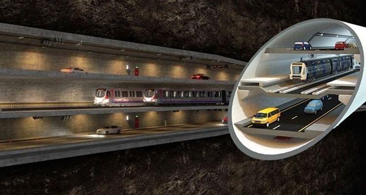 Büyük İstanbul Tüneli İçin Start Verildi