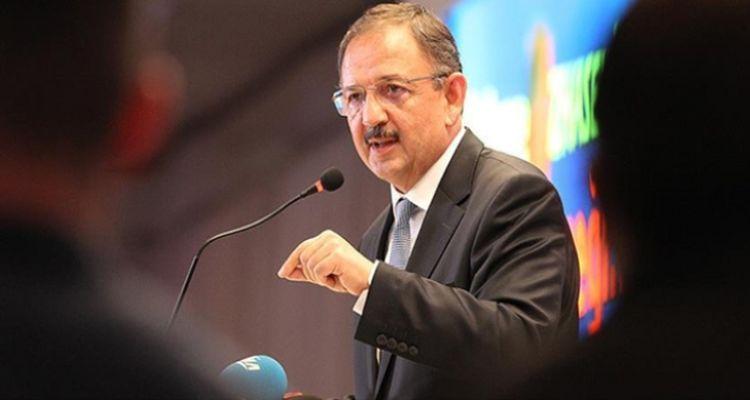 Çevre ve Şehircilik Bakanı Yönetmelik Konusunda Kararlı