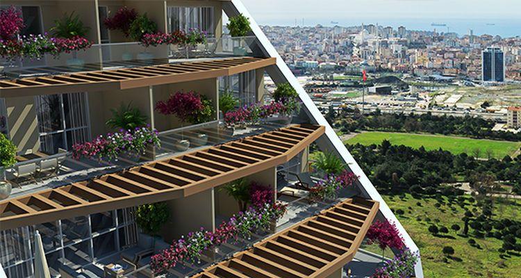 Çukurova Balkon daireleri Eylül'de teslim edilecek!