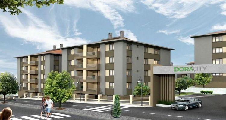 Dora City Eskişehir, modern yaşamın kapılarını açıyor
