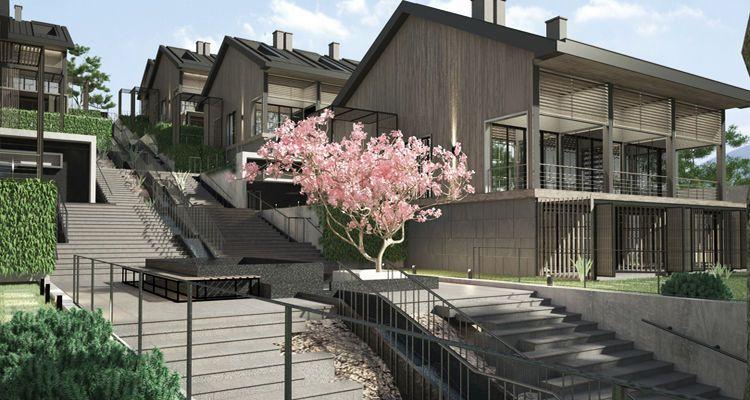 Freegarden Polonezköy Villaları Satışta