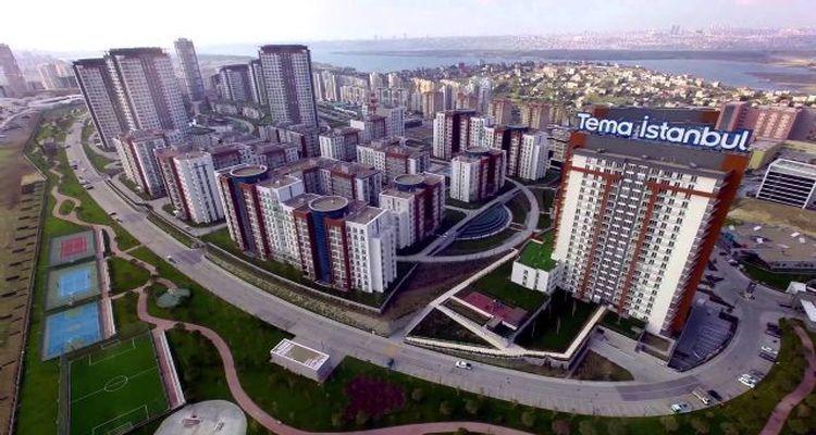 Tema İstanbul'da daireler hemen teslim