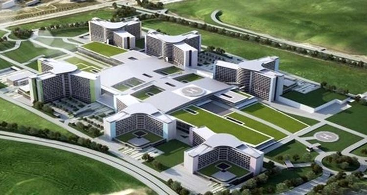 İkitelli Şehir Hastanesi'nin açılış tarihi belli oldu