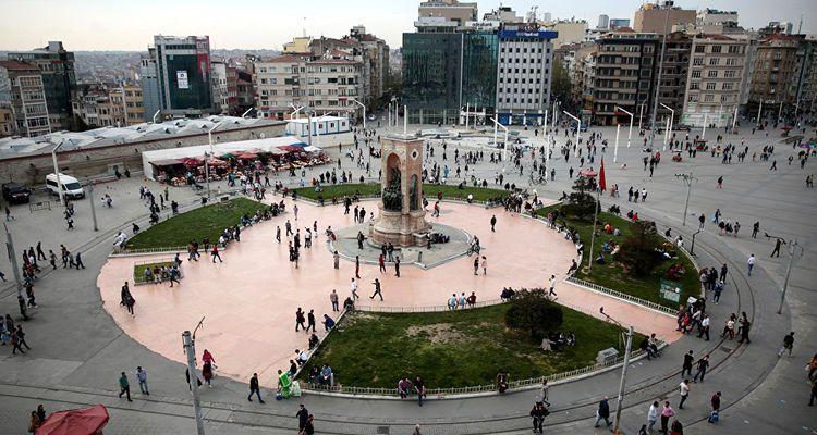 İstanbul'da 71 cadde ve meydanda düzenleme yapılacak