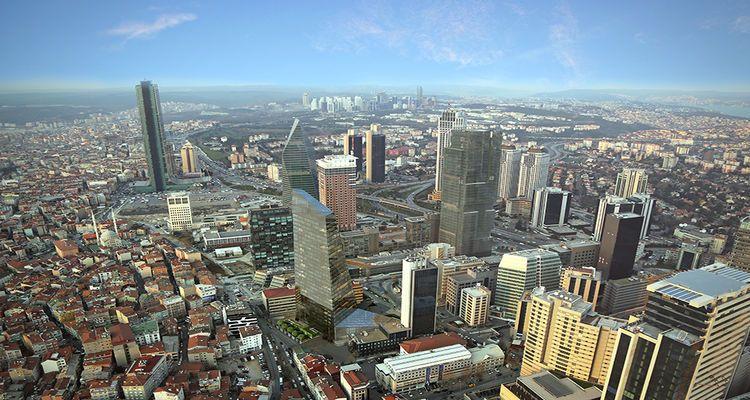 İşte İstanbul'da en çok ofis kiralanan ilçeler