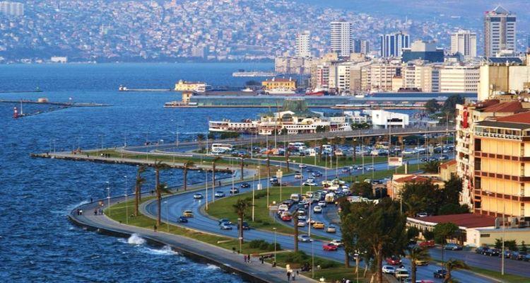 İzmir, gayrimenkul yatırımcılarının yüzünü güldürüyor
