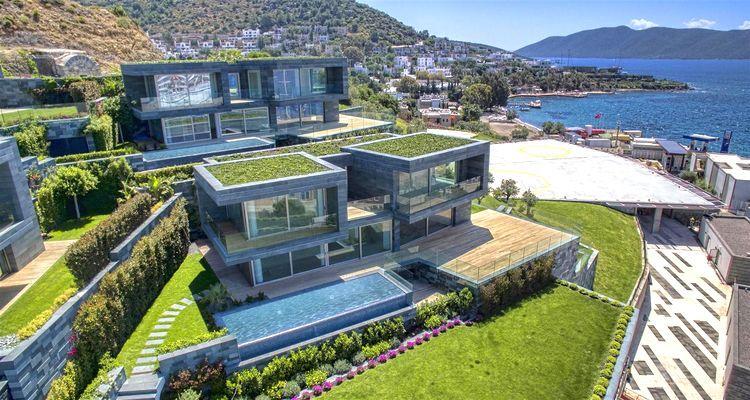 Şalvarağa Evleri 2 villaları 2 milyon 250 bin avrodan satılacak