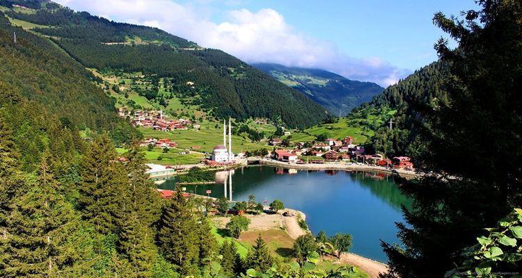 Yabancılardan Trabzon'a büyük ilgi