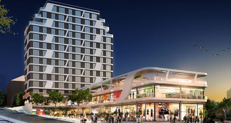 Arena 24 projesi ile İstanbul'da uygun fiyata lüks daire sahibi olma fırsatı