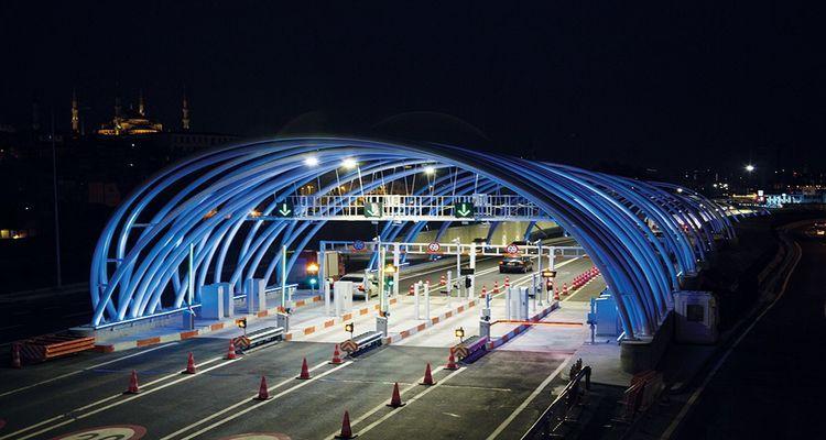 Avrasya Tüneli aydınlatma tasarımıyla ABD'den ödüle layık görüldü