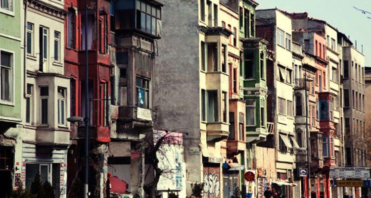 Beyoğlu'nda 3 bin bina kentsel dönüşüm ile yenilendi
