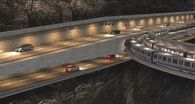Büyük İstanbul Tüneli'nde zemin çalışmaları başladı