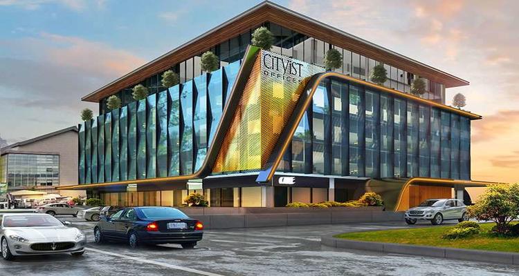 Cityist Offices Piyalepaşa ile iş dünyasına yeni bir soluk