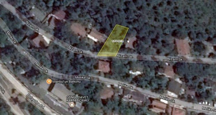 İBB Kartal Yakacık'taki konut imarlı arsasını satacak
