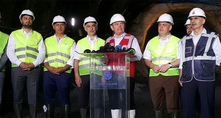 İstanbul'a yapılacak olan 36 milyar TL'lik metro hattı 2019'da açılacak
