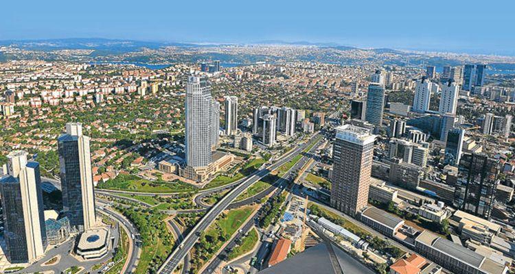 İstanbul'da ofis kiraları arttı