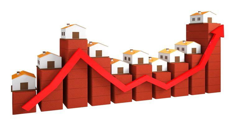 Konut Fiyat Endeksi Mayıs 2017'de yükseldi