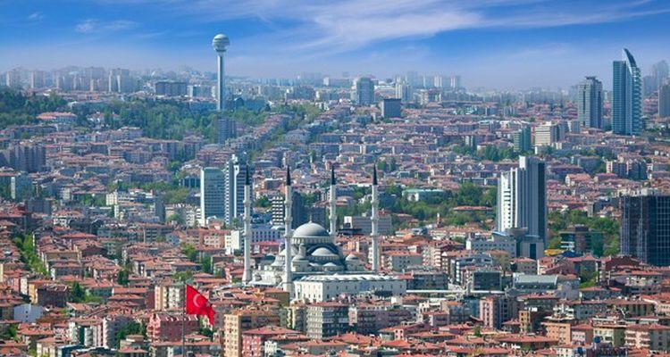 Konut satışlarının en çok arttığı il Ankara oldu