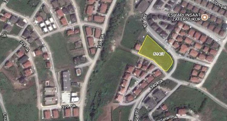 Sakarya Serdivan Belediyesi 2 arsasını satacak