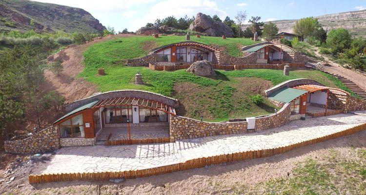 Sivas'taki Hobbit Evleri'nin sayısı 23'e çıkarılıyor
