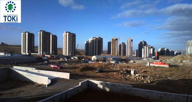 TOKİ Ankara İncek'te 122 konutu kurasız satacak
