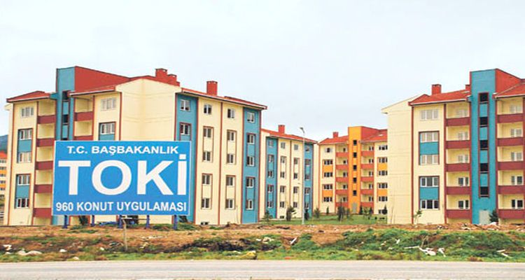 TOKi Balıkesir Bigadiç'te 486 konut inşa edecek