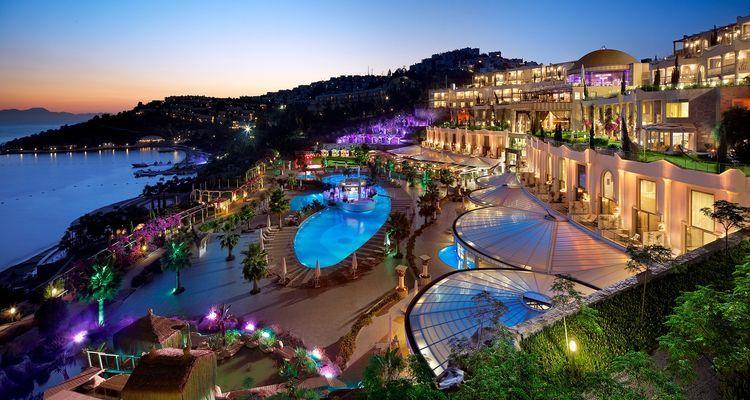 "Türkiye'de ilk ""İster yaşa ister kirala"" konseptli proje; Sianji Wellbeing Resort"