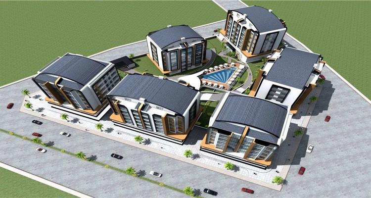 Vizyon Park Tuzla Residence projesinde 350 bin TL'den başlayan fiyatlarla hemen teslim fırsatı