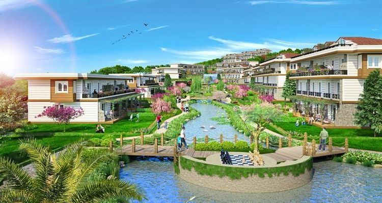 Green Village Şile 2'de 36 ay 0 faiz fırsatı