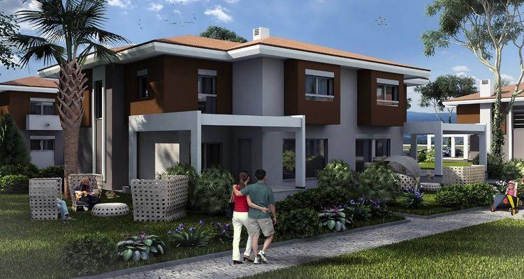 Megapol Urla Evleri'yle 850 bin TL'ye lüks villa sahibi olma imkanı