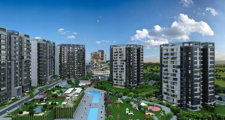 3. İstanbul Grand Rezidans konutları 299 bin TL'den satılıyor