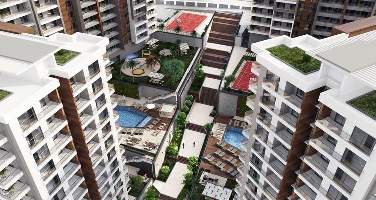 Kent Park Evleri İzmir Ulukent'te seçkin bir yaşam alanı kuruyor