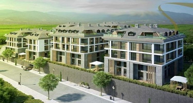Marmara Günpark Evleri fiyatları 225 bin TL'den başlıyor