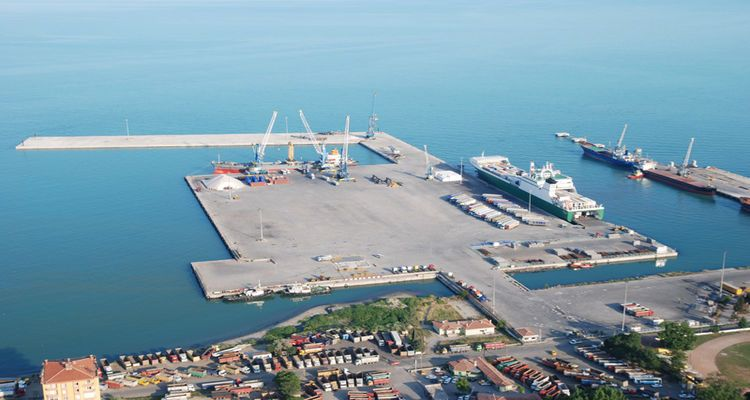 ÖİB, Tekirdağ Limanı'nı özelleştirecek