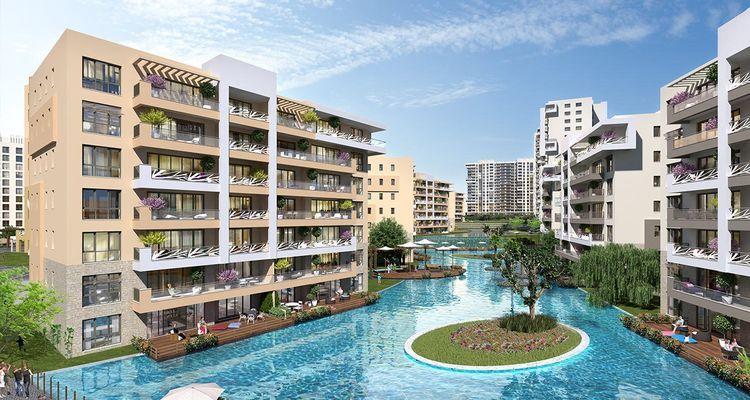 Aqua City Bursa 177 bin TL'den başlayan fiyatlarla satışa çıktı