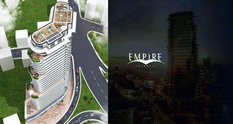 Empire İstanbul'da yüzde 30 peşin 50 ay vade farksız taksit imkânı