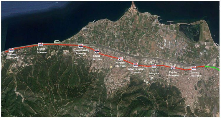 Fahrettin Altay Narlıdere Metro projesine 17 firma başvurdu