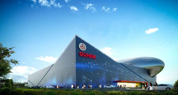 Türkiye'nin ilk uzay temalı merkezi Bursa'da inşa ediliyor