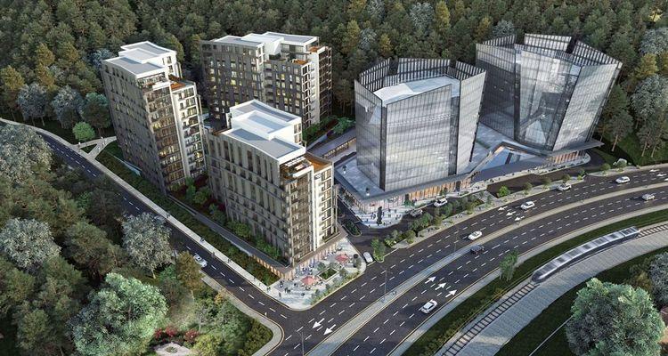 Vadi Koru projesi Avrupa'dan 'En İyi Ofis Mimari' ödülü aldı