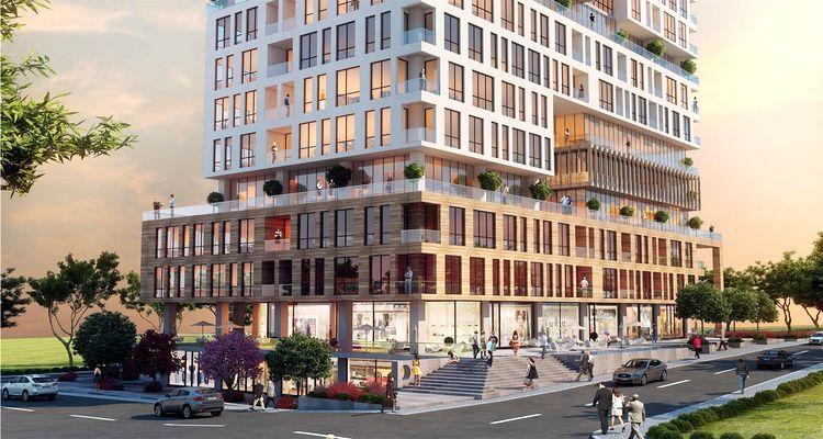 Borkonut Center projesi ile Samsun'a yeni nesil ofis yaşamı geliyor