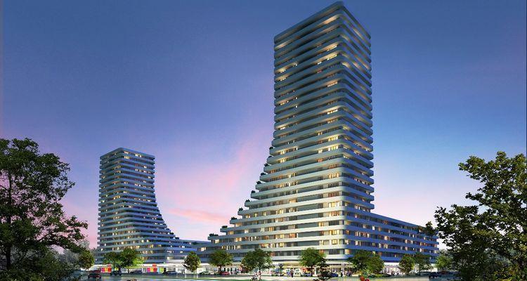 Harmony Towers'tan 1.900 TL taksit 0 peşinat kampanyası