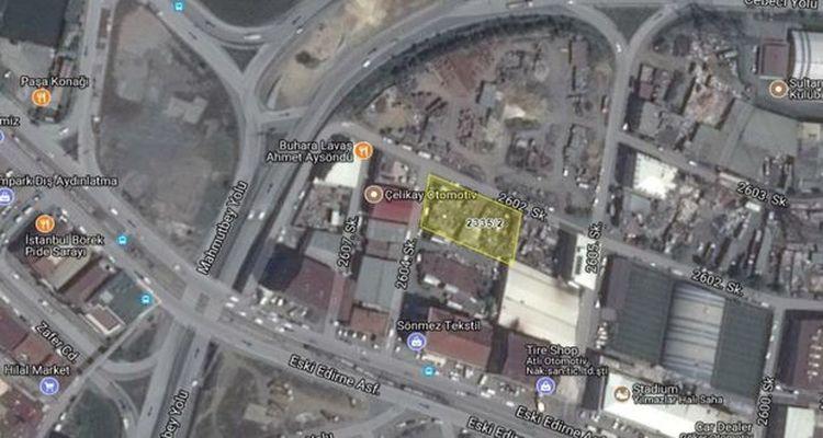 İBB Sultangazi'deki arsasını 5 milyon TL'ye satacak