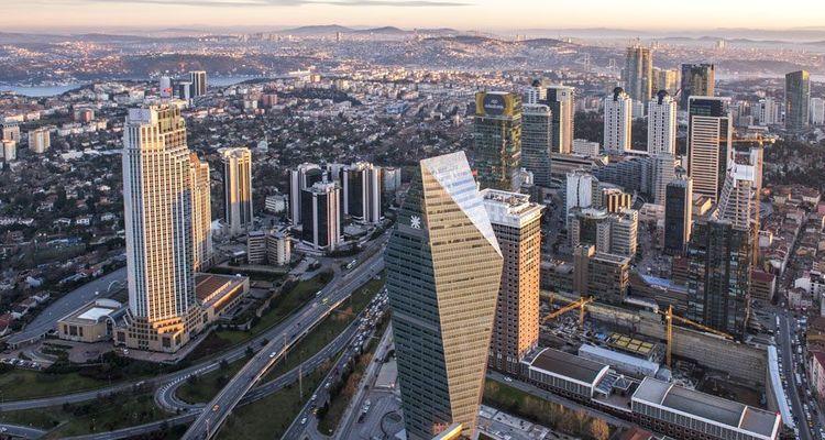 İstanbul'da en yüksek ofis kiraları nerede?