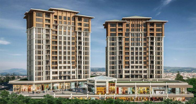 Referans Başakşehir Vadi 1 milyon 230 bin TL'den satışta
